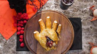 Halloween-recept: afgehakte hand