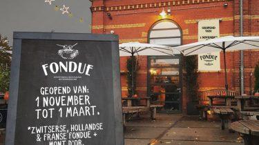 Kaasfondue restaurant FONDUE