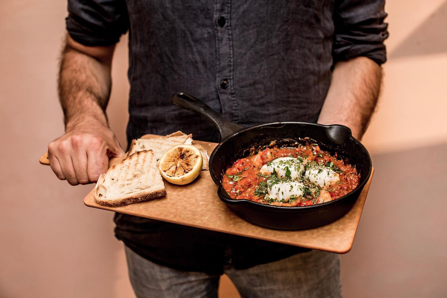 shakshuka bar mitts