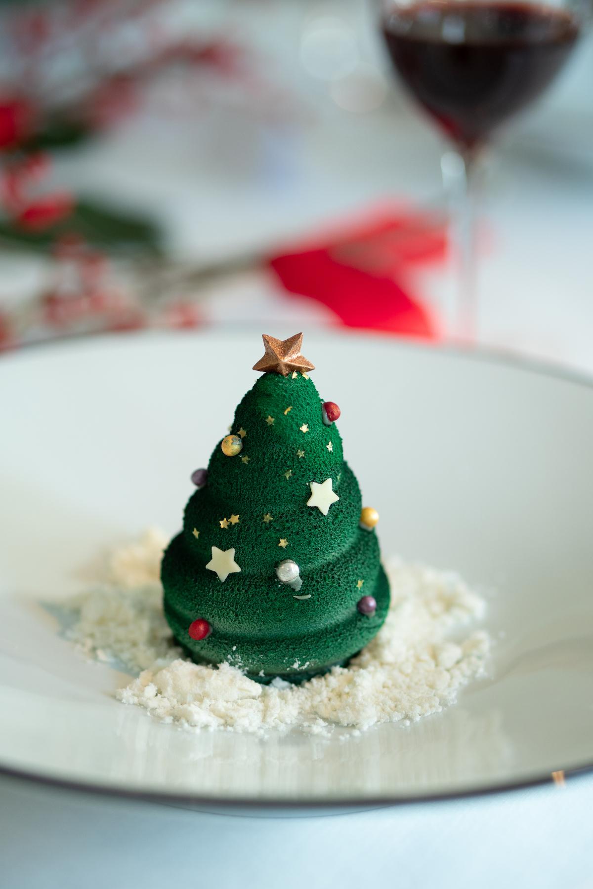 Kerstbrunch Waldorf Astoria