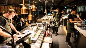 Restaurant Wils in Amsterdam