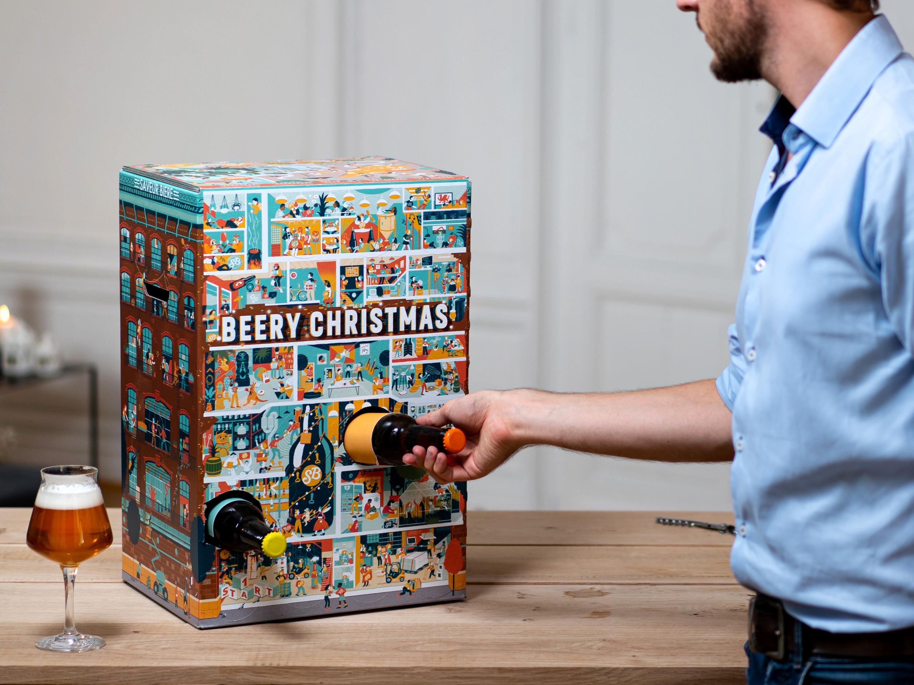 Beery Christmas adventskalender