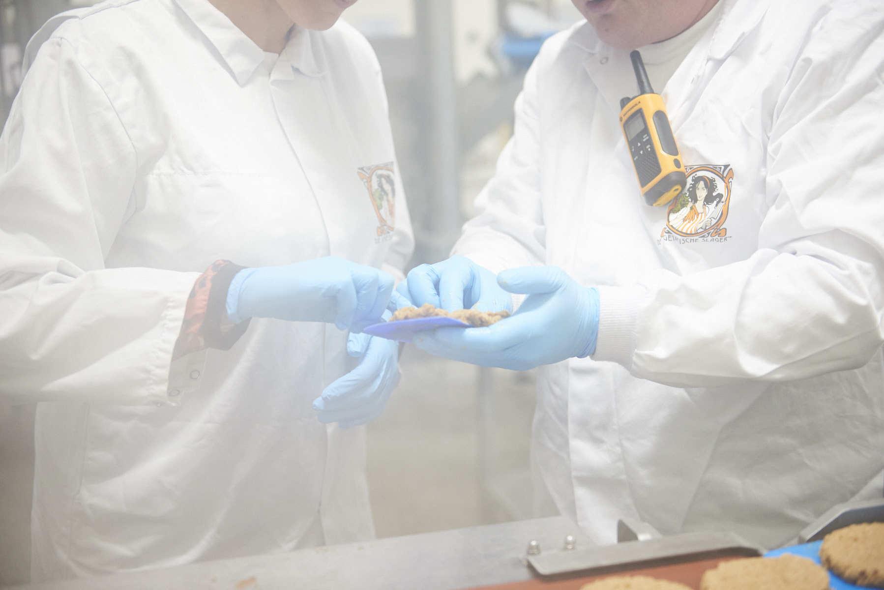 fabriek de vegetarische slager