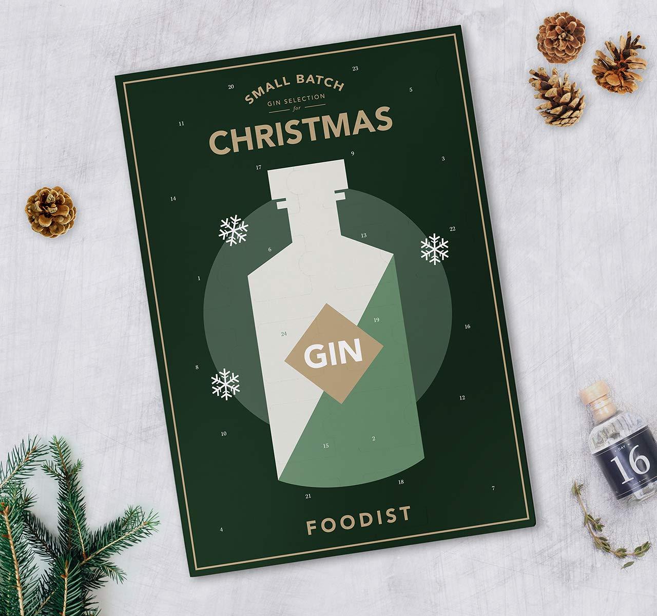 adventskalender met gin