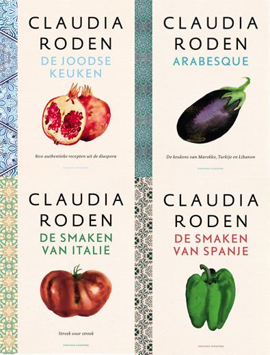 kookboeken Claudia Roden