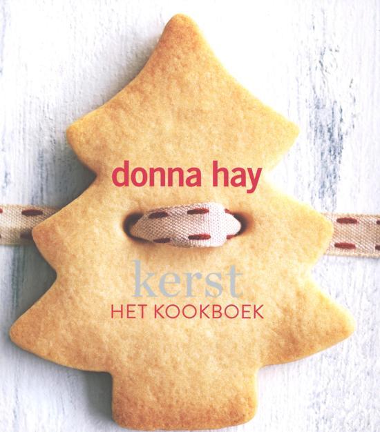 Donna Hay kerst kookboek