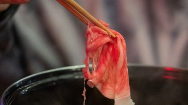 Japanse fondue (hotpot) bij PakuPaku