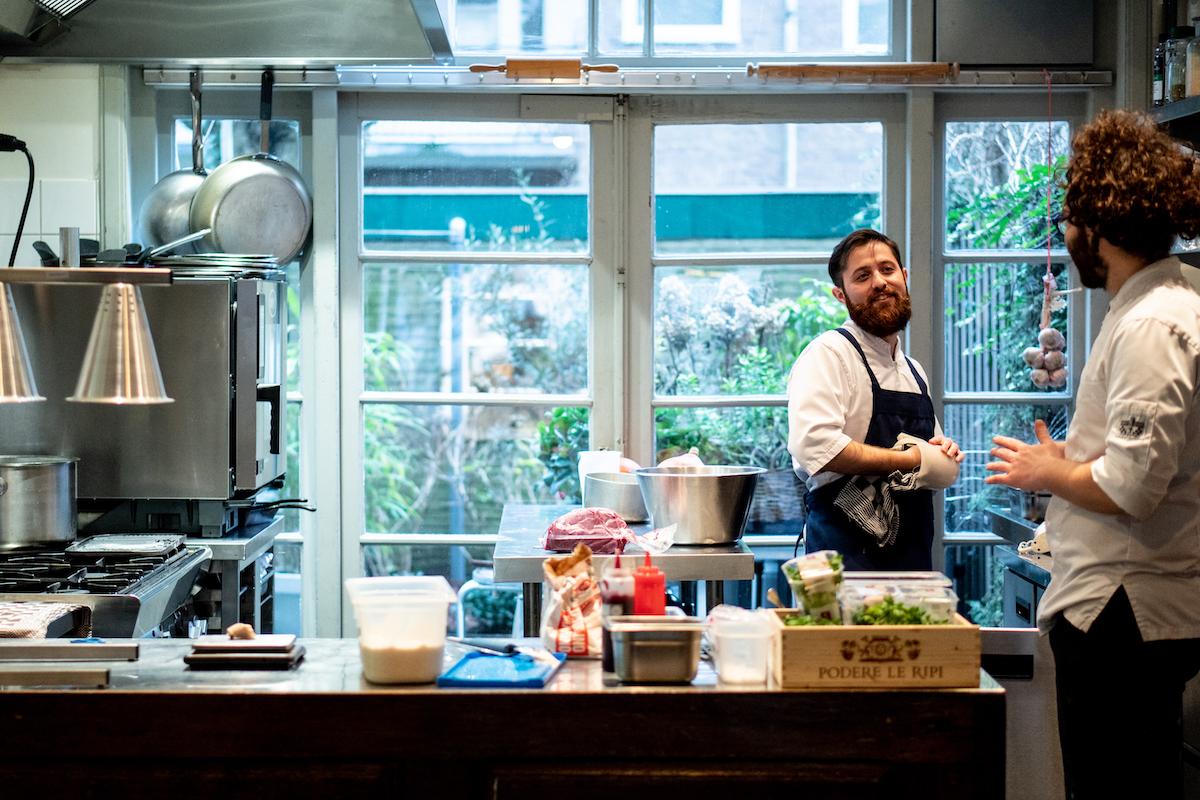 Cucina Casalinga Amsterdam