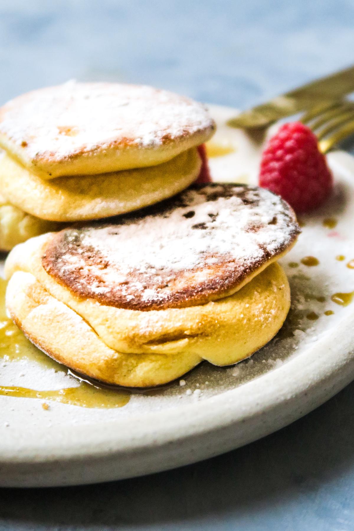 Japanse soufflé pancakes