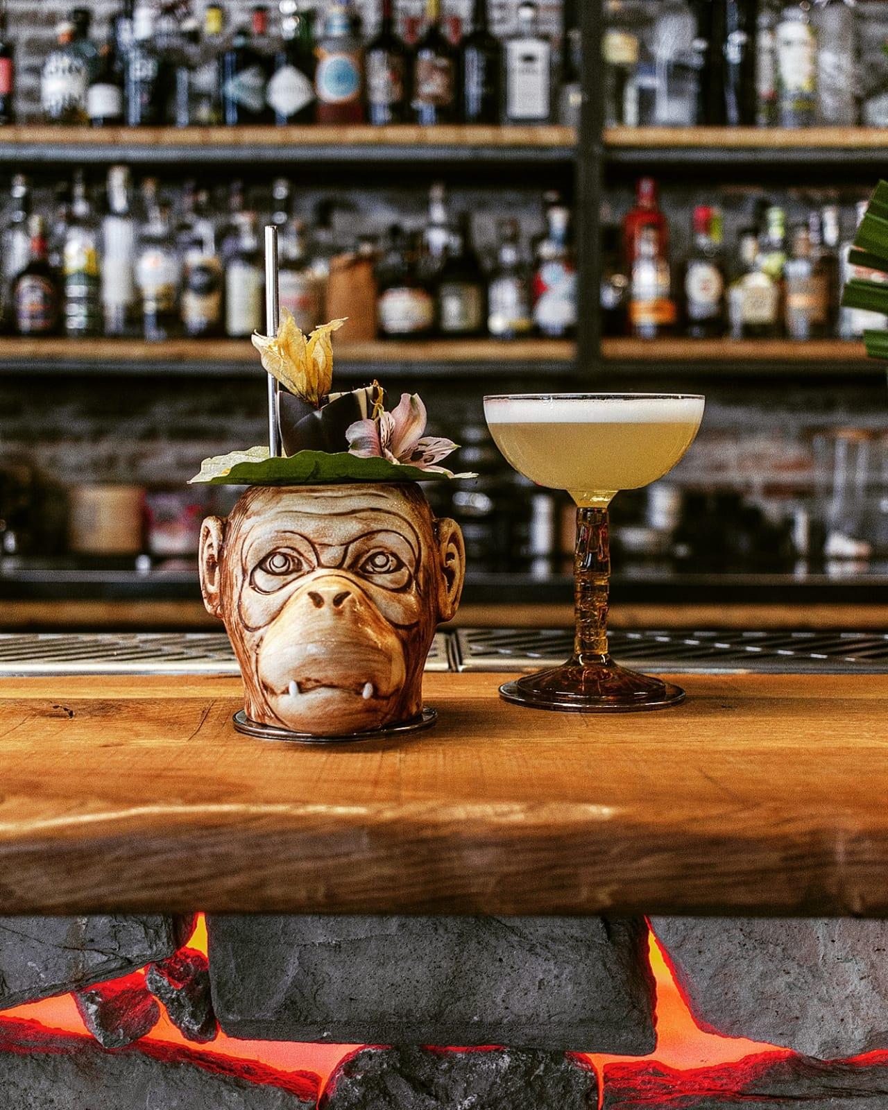 Cocktails bij Bricks in Den Haag