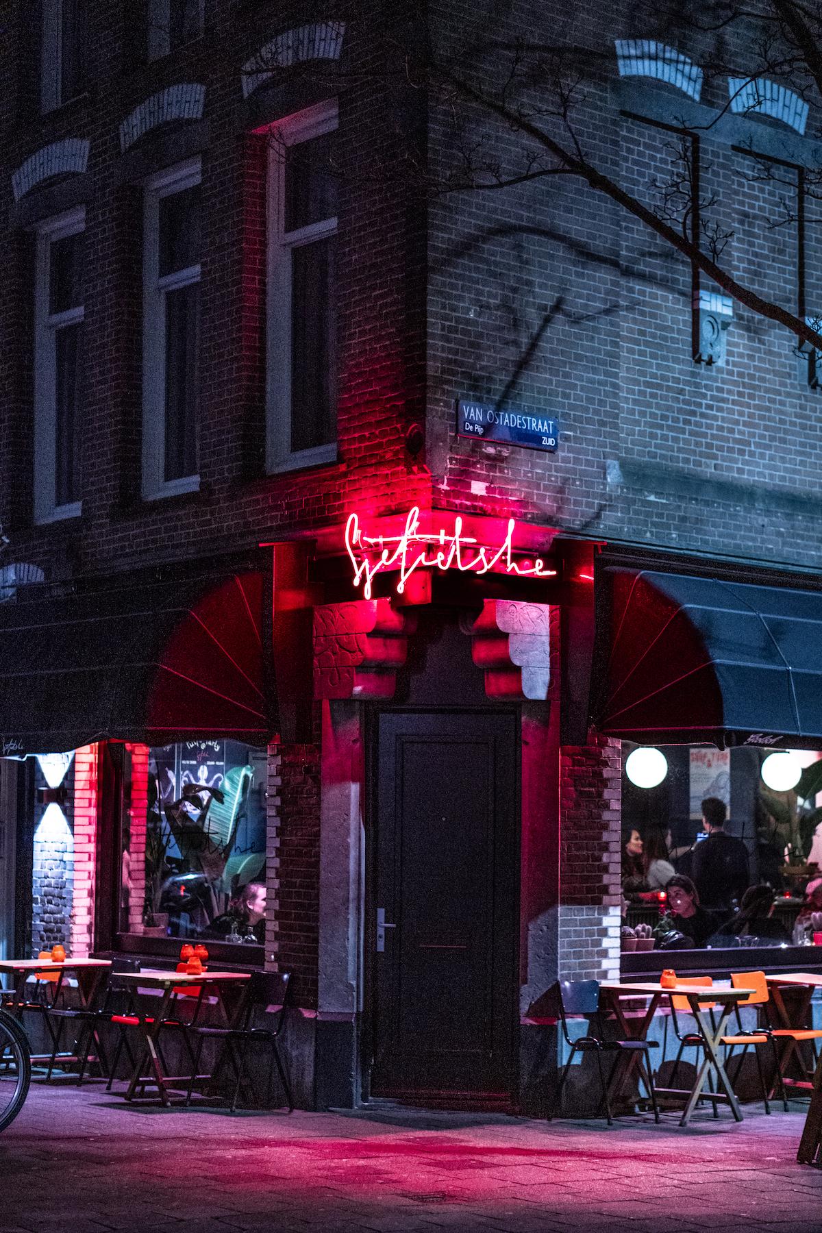 Sjefietshe Amsterdam
