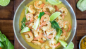 shrimps & grits