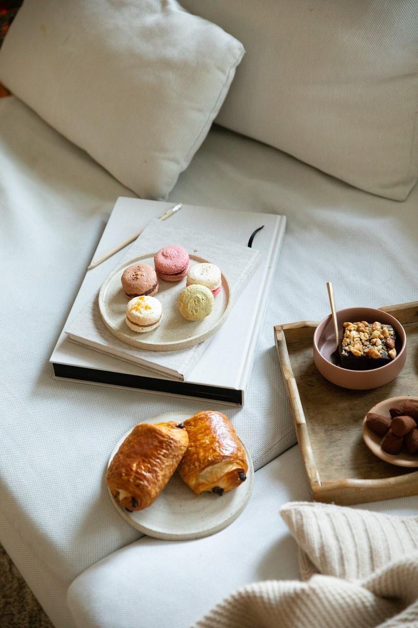 Crisp Valentijns ontbijt