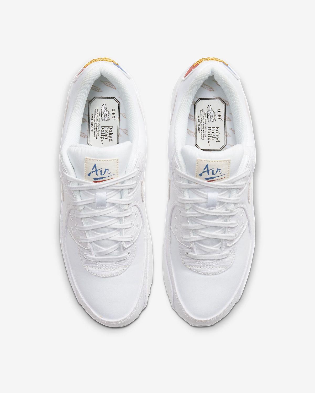 Nike Air Max Parijse bakkers