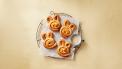 paashaasjes van kaneelbroodjes Crisp