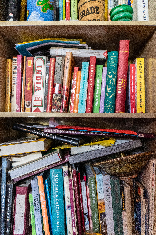 Kookboeken van Ronald Giphart