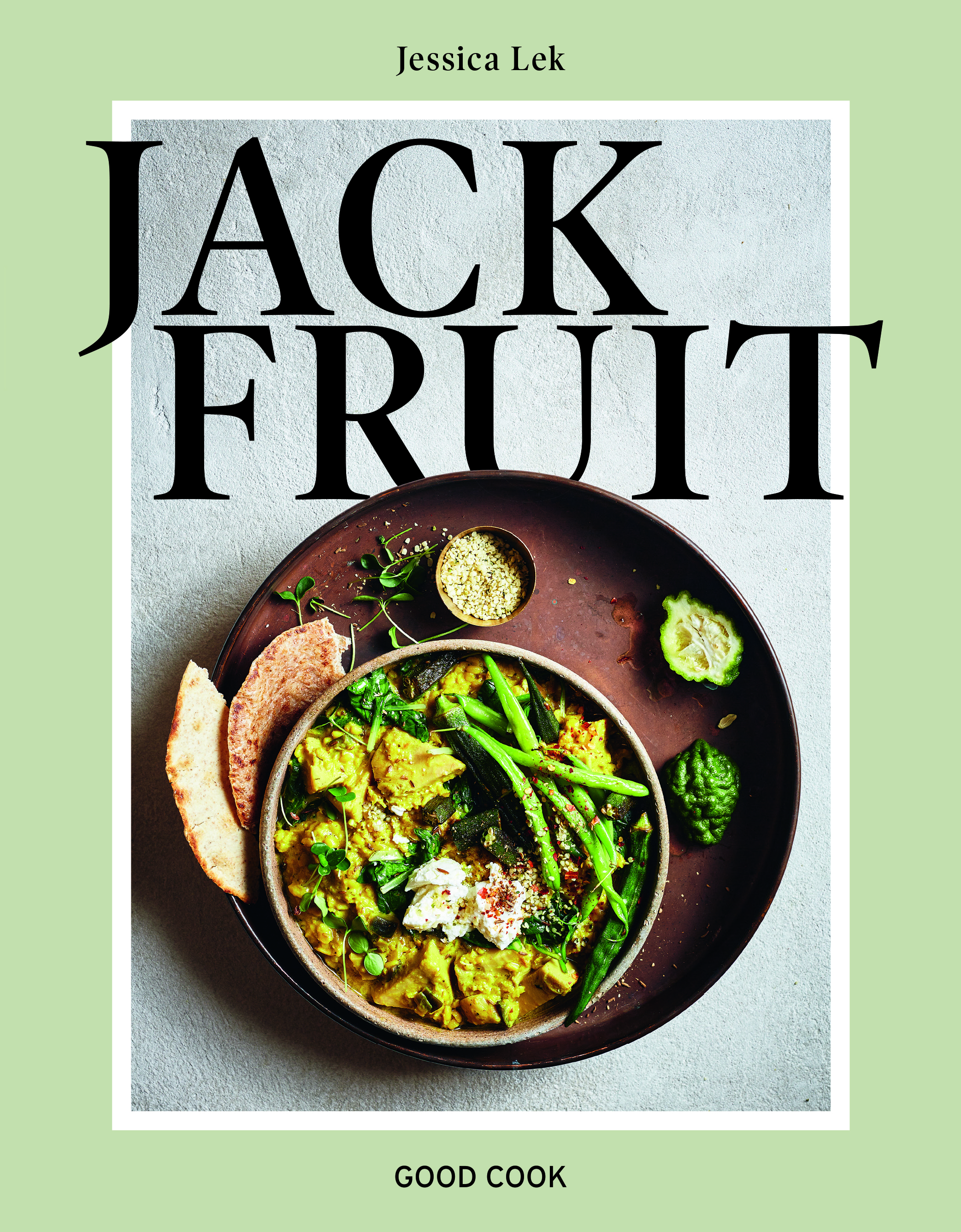 Jackfruit kookboek cover