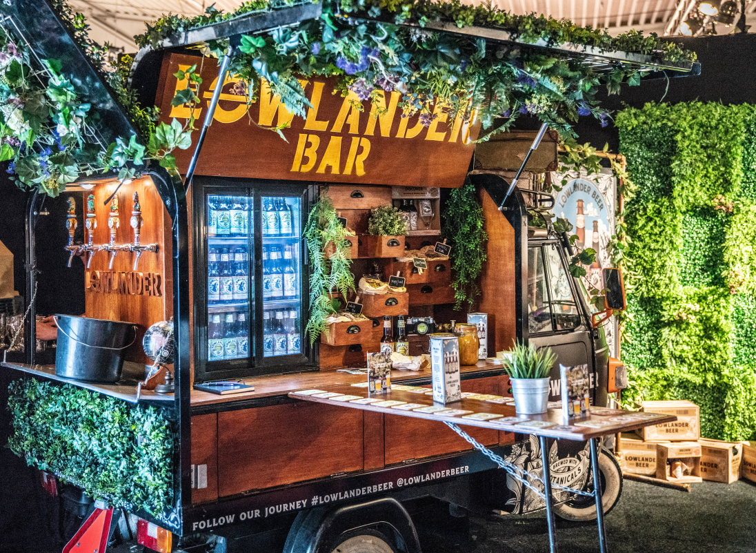 Lowlander Botanical Brew Bar