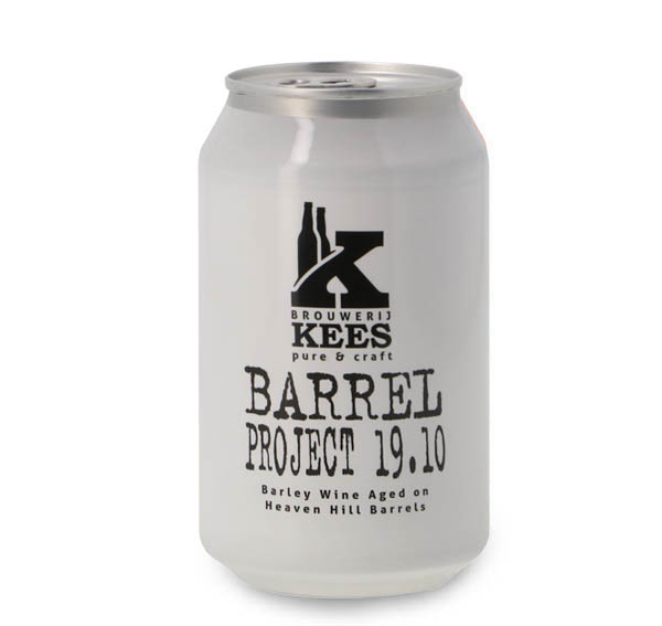 Bier in blik