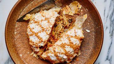 bastilla met kip