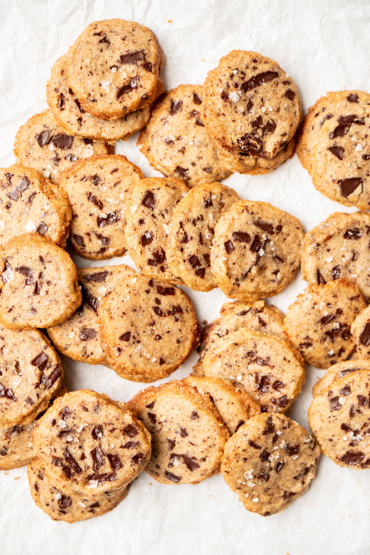 Shortbread cookies high res