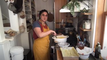 De perfecte lasagne van Samin Nosrat