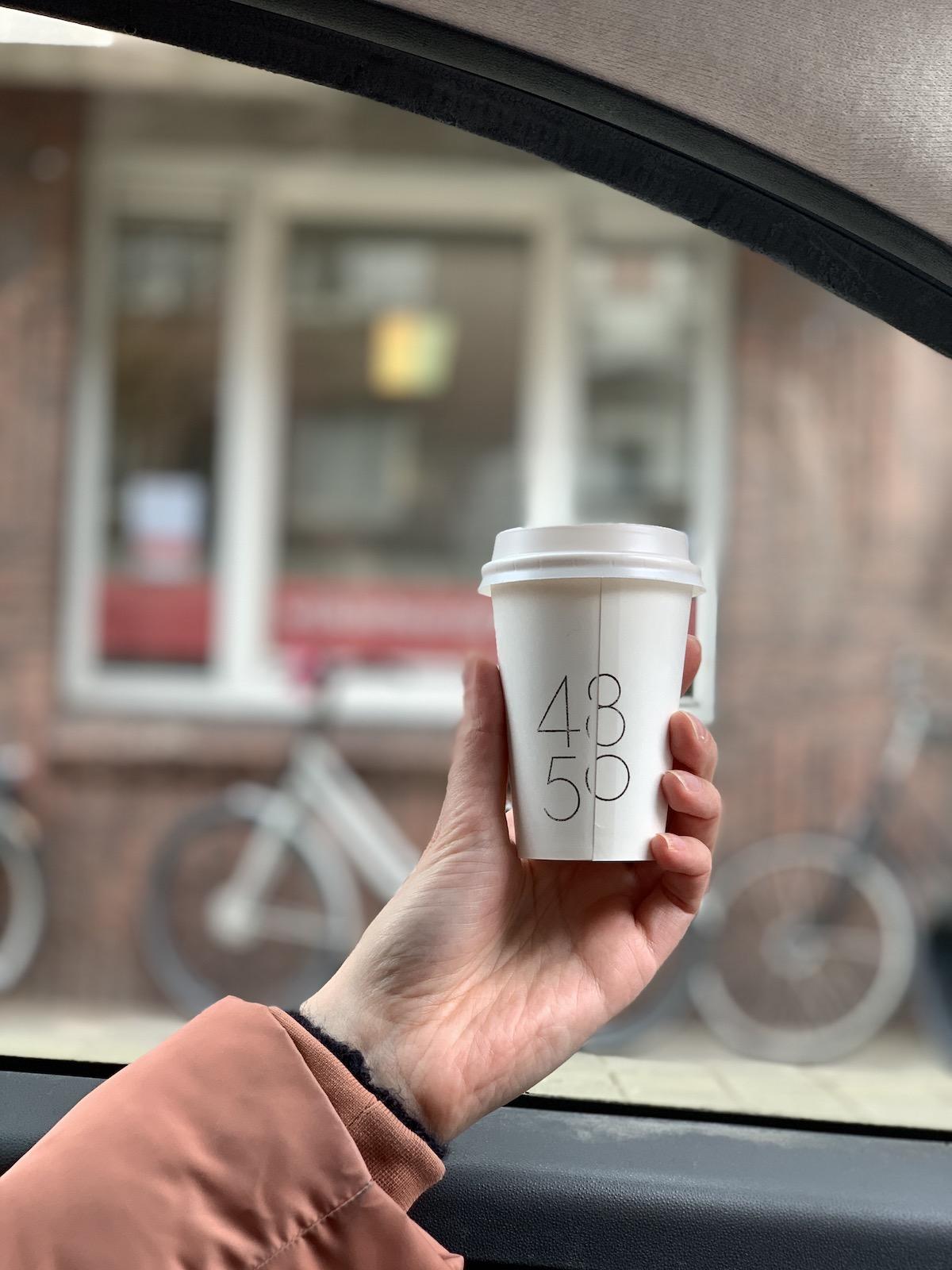 caffè sospeso bij 4850 koffie to go