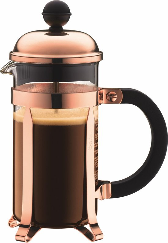 french press bodum als leuke koffietool