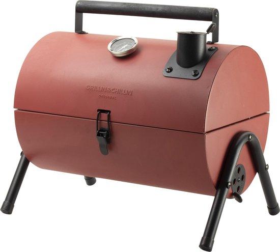gusta barbecue als onderdeel van mini barbecues