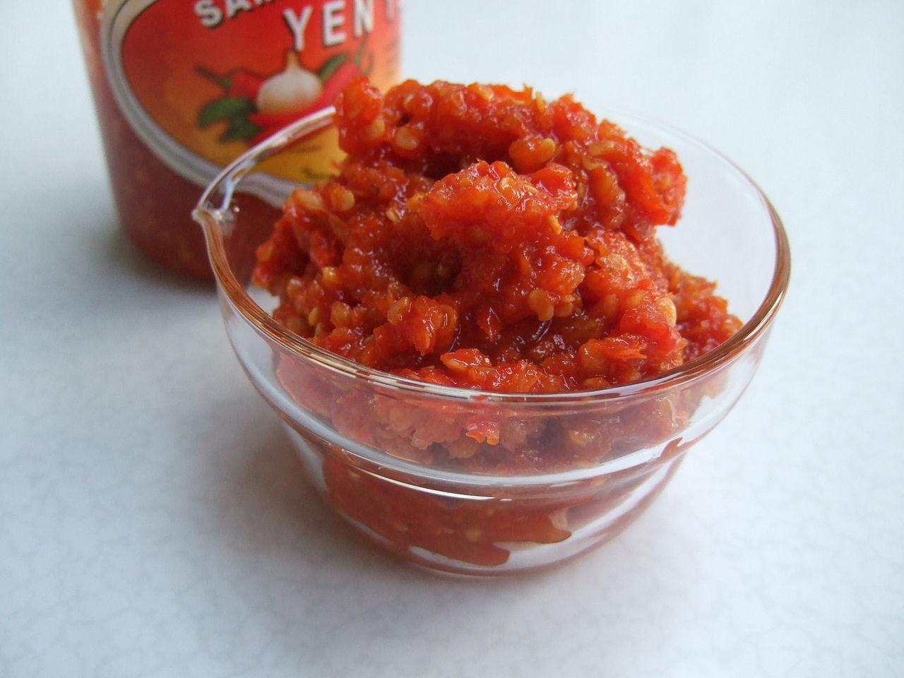 Zelf sambal maken tips