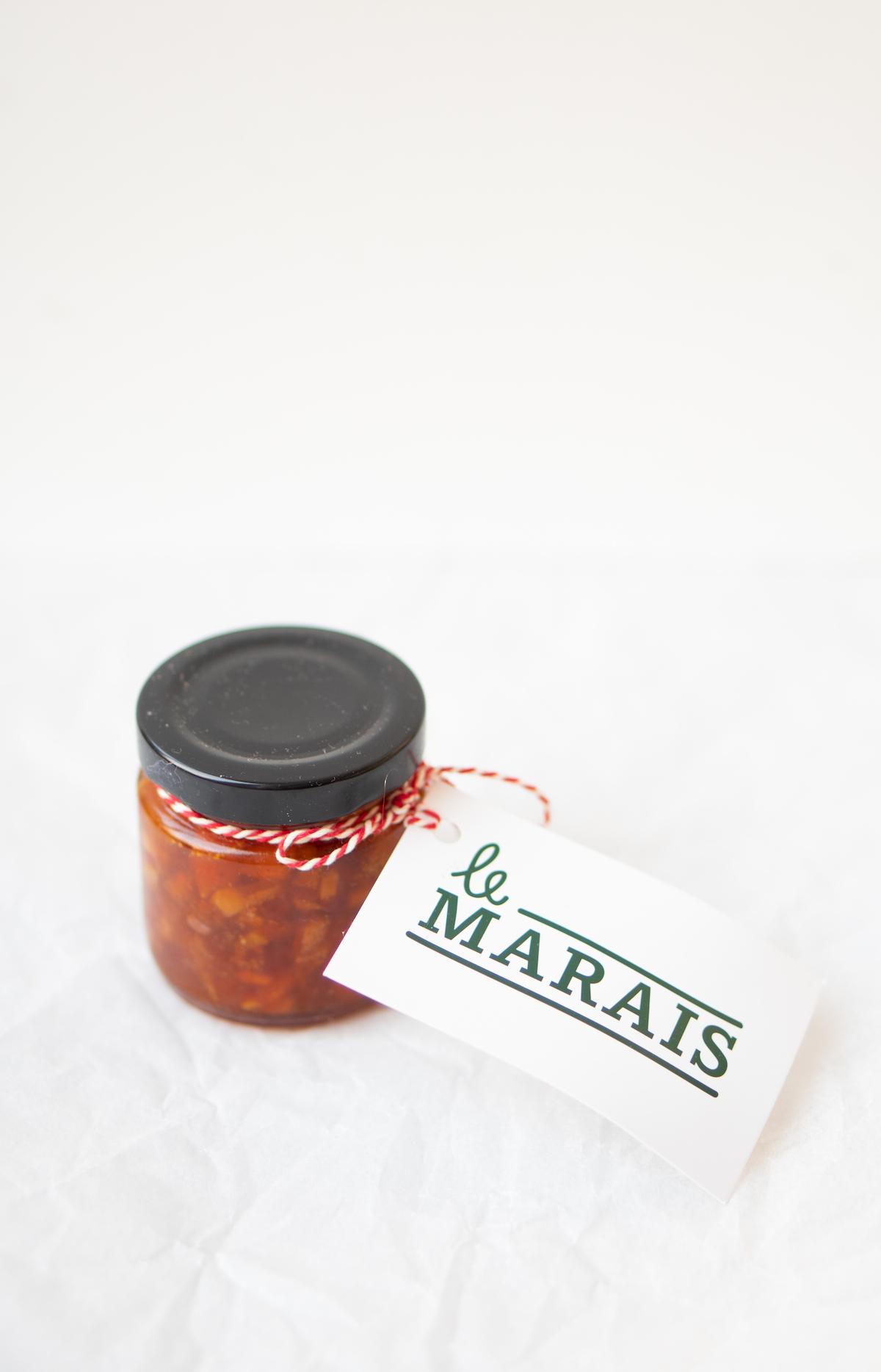 Marmelade bloedsinaasappel