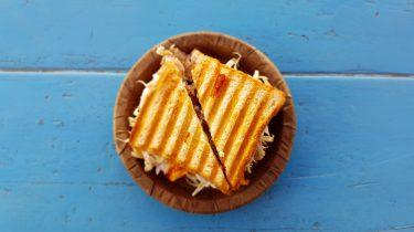 tosti met mayonaise