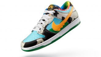 Nike Ben & Jerry's Chunky Dunky
