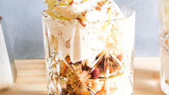 affogato trifle
