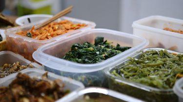 afsnijdsels van groenten waarmee je kunt koken