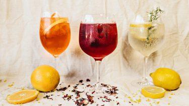 Cocktails voor warm weer