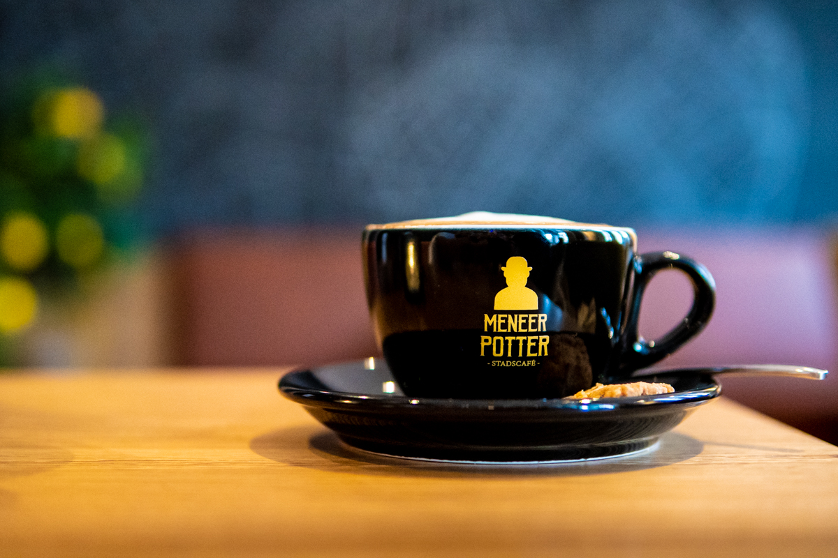 Koffie Meneer Potter