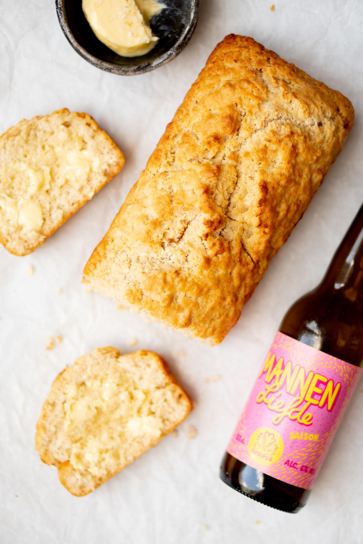 Bierbrood zelf maken