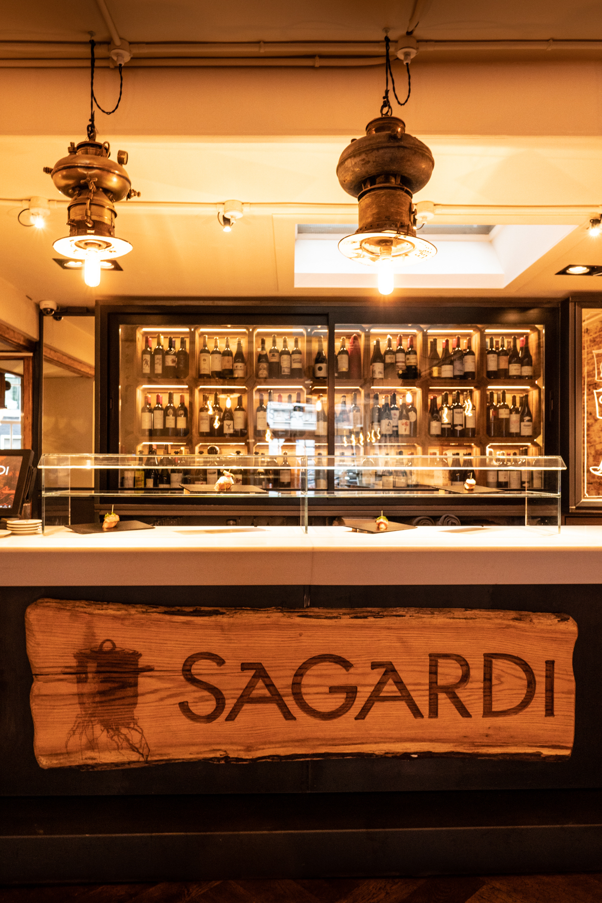 Sagardi Bar Amsterdam