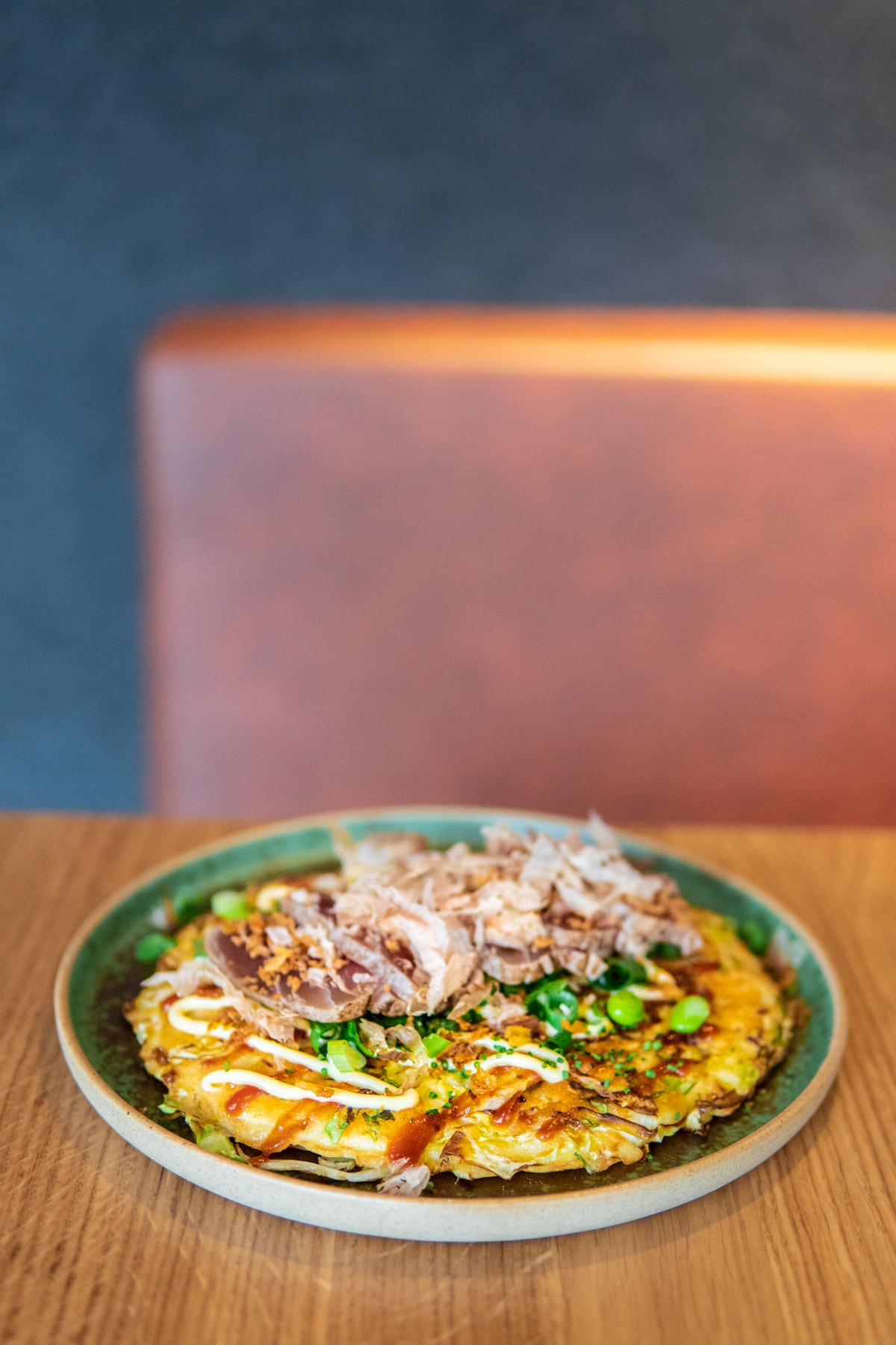 Okonomiyaki Meneer Potter