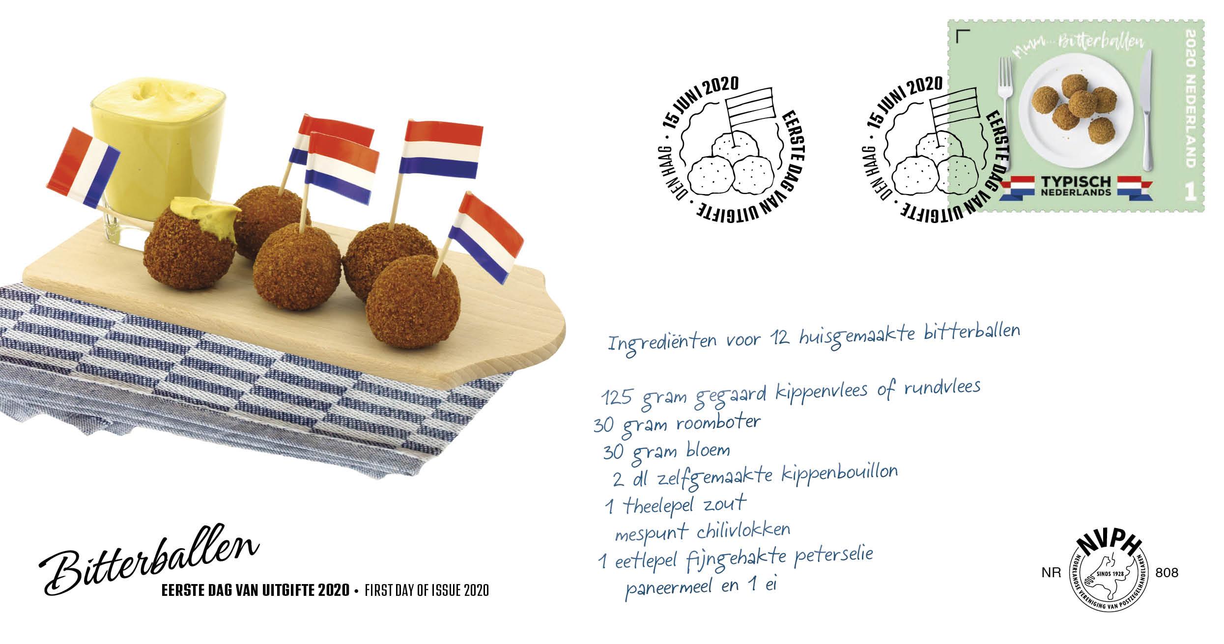 postzegels bitterballen