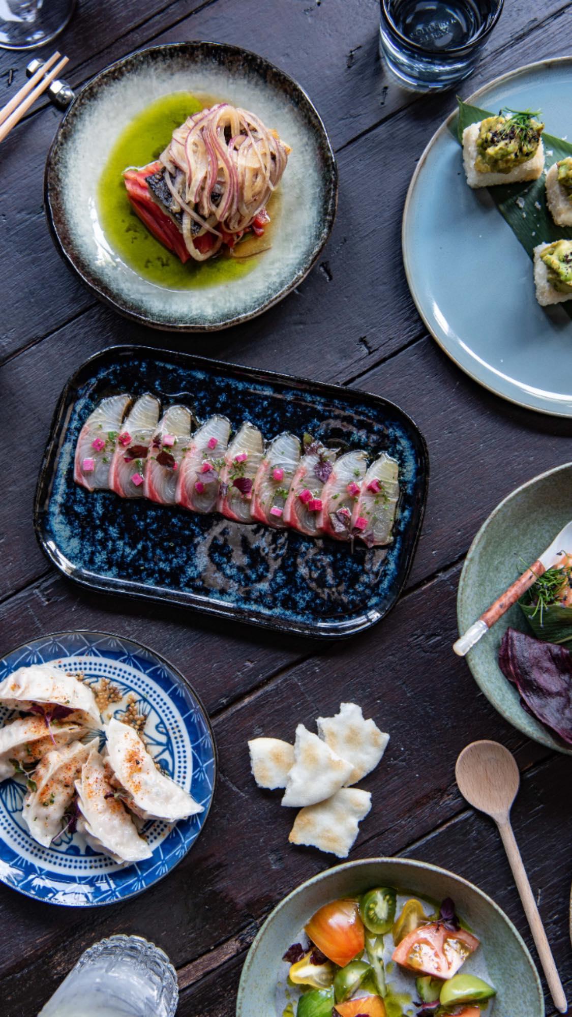 Restaurant Yuzu in Den Haag