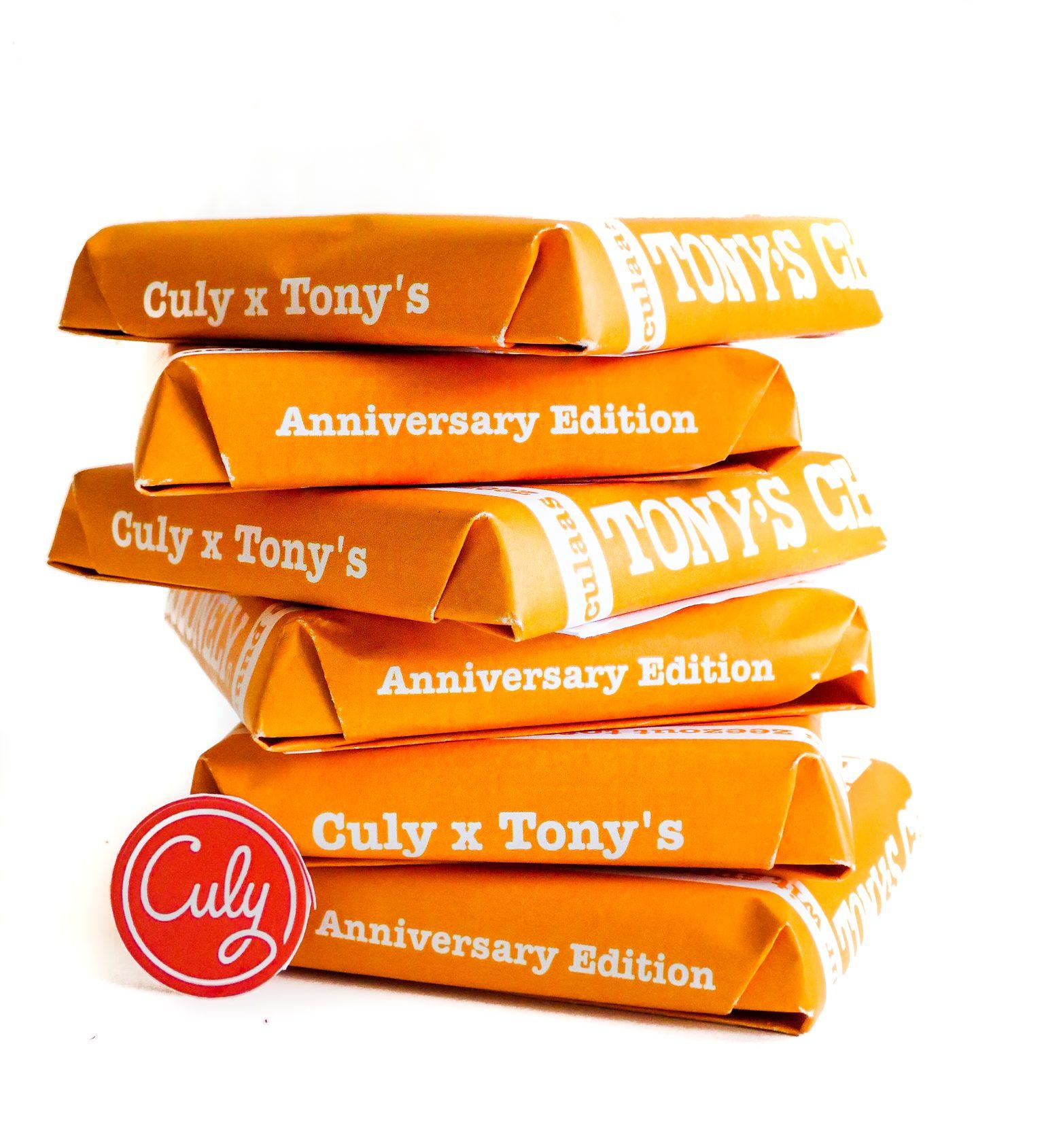 Culy x Tony's