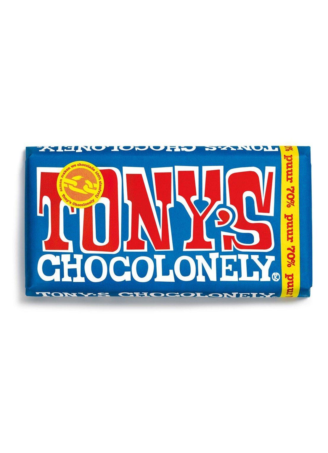 Tony's Chocolonely 70% puur De Bijenkorf