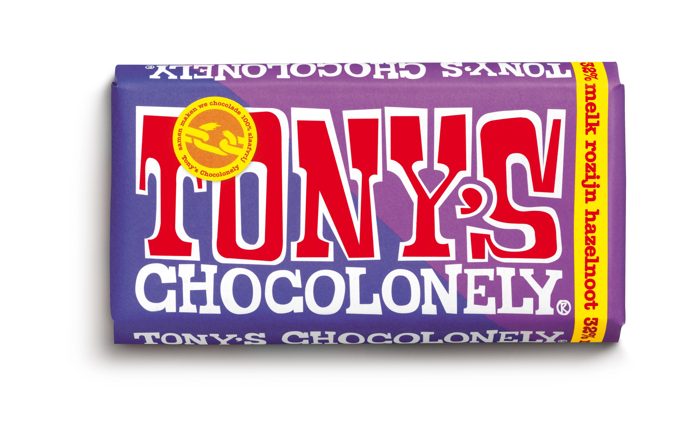Nieuwe estafettereep Tony's