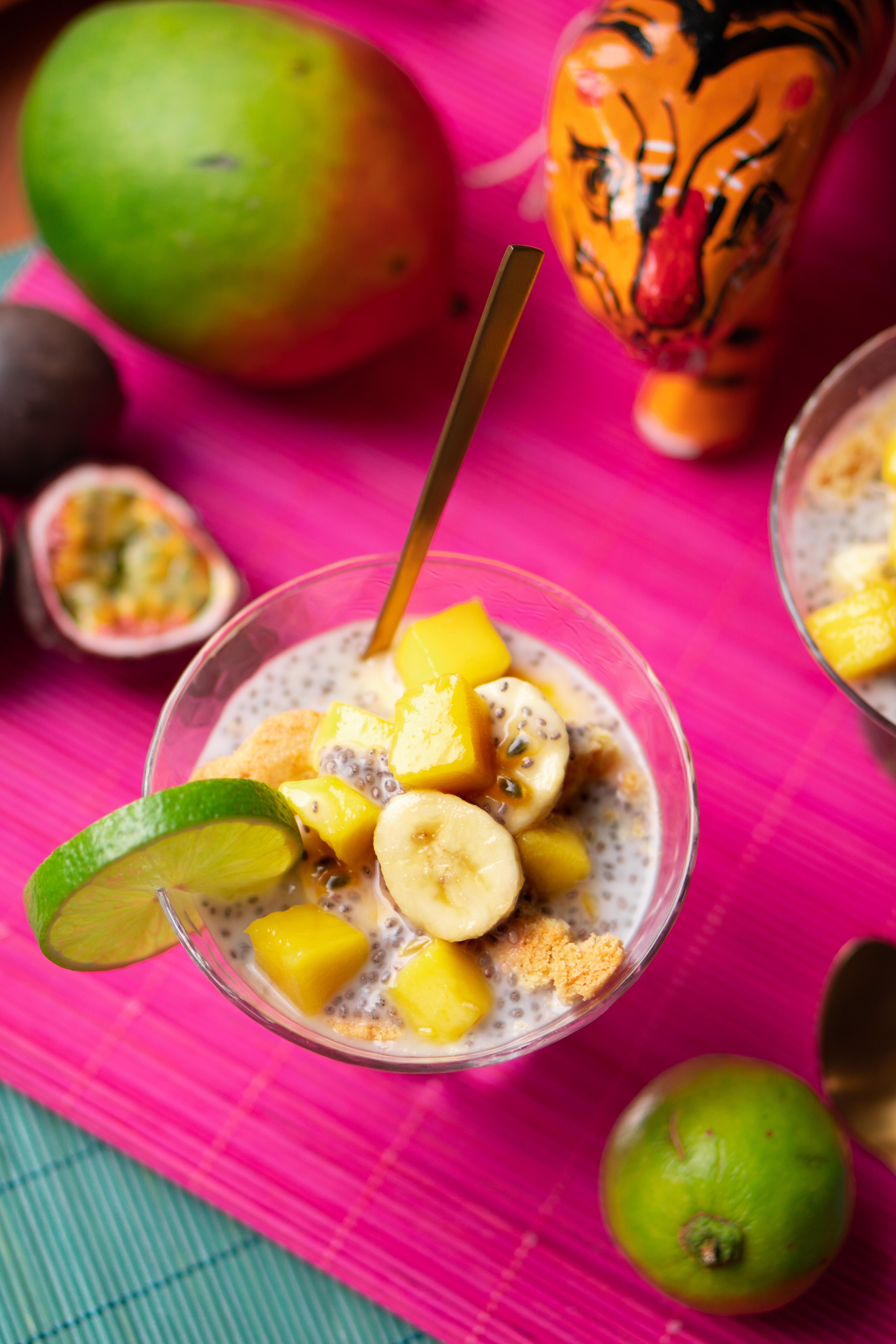 Tropische trifle