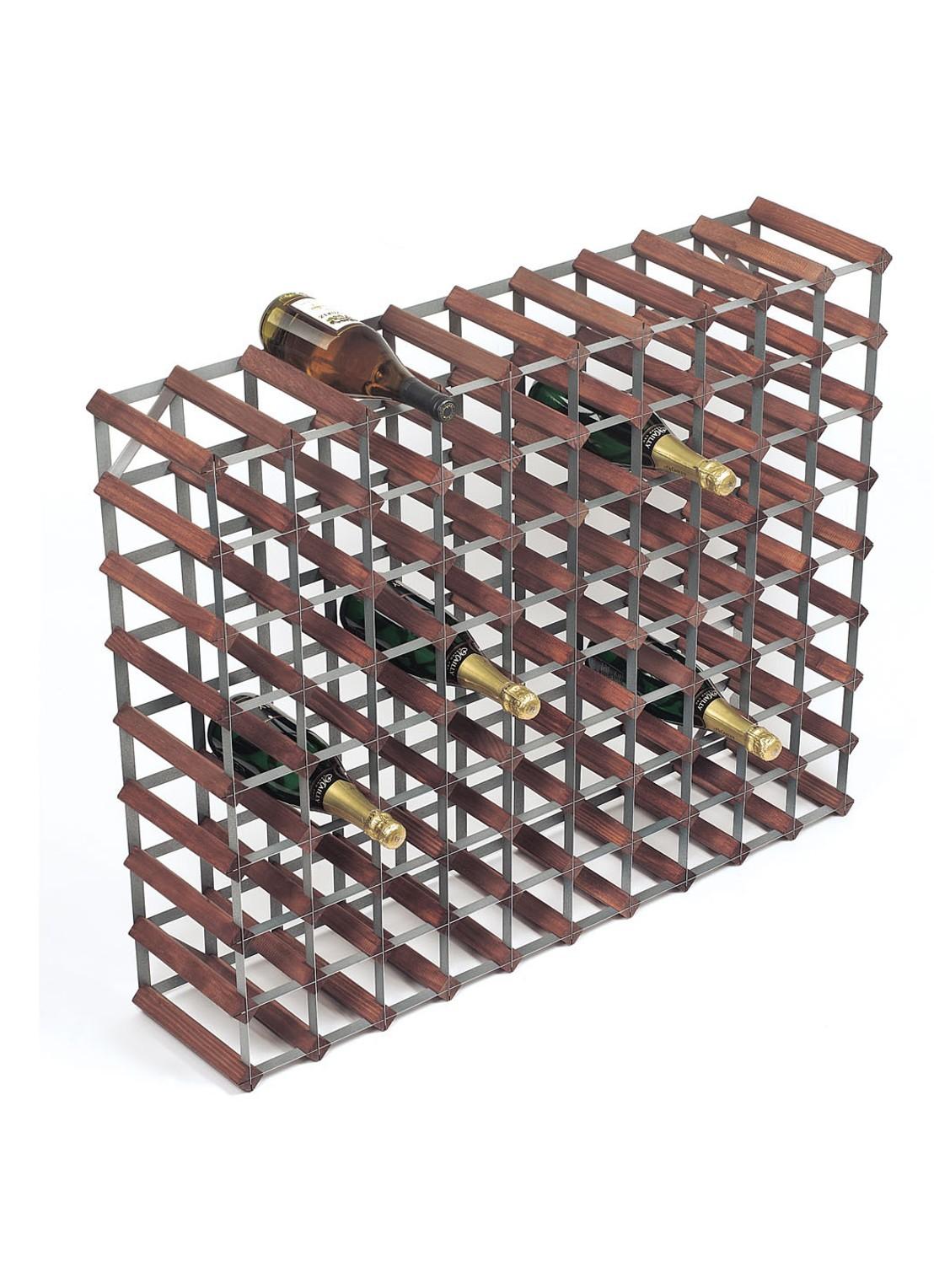 RTA wijnrek 90 flessen De Bijenkorf
