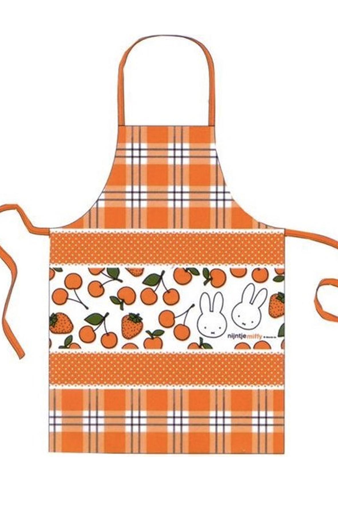 keukenschort voor kinderen als voorbeeld van cadeaus voor jonge foodies